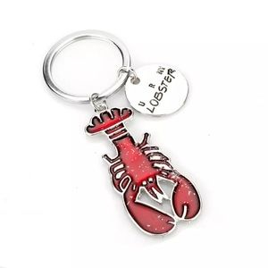 Accessories - U R My Lobster Friends Keychain